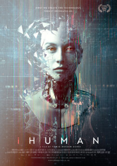Cover for iHUMAN